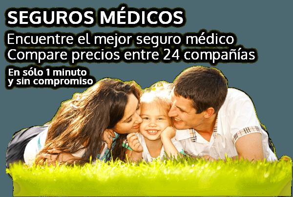 Seguro medico salud por 30 al mes comparador de - Seguros de coche por meses ...
